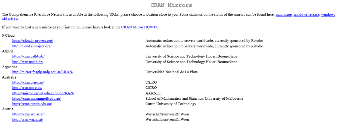 cran r project Book summary: graphical user interface (via the r-commander) and utility  functions (often based on  url   biodiversityr.